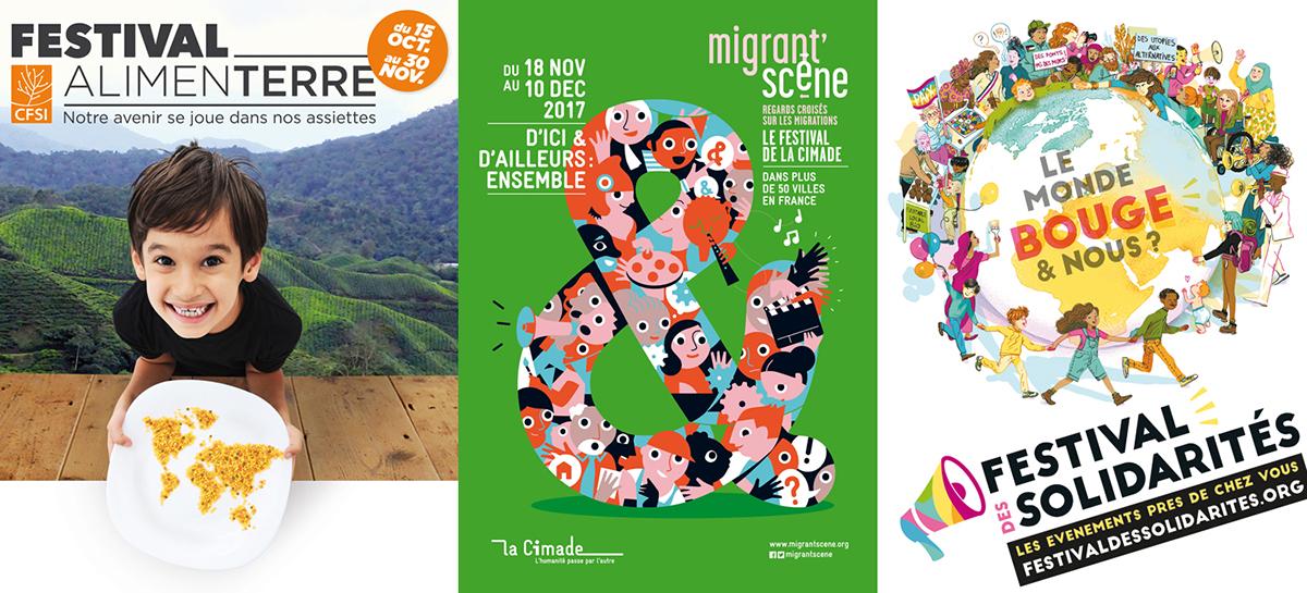 Acutalité PSS / Festivals de solidarité internationale en Savoie